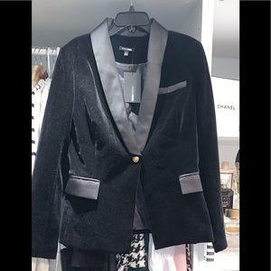 Fashion Nova tuxedo blazer size Large
